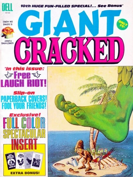 Giant Cracked #10 • USA