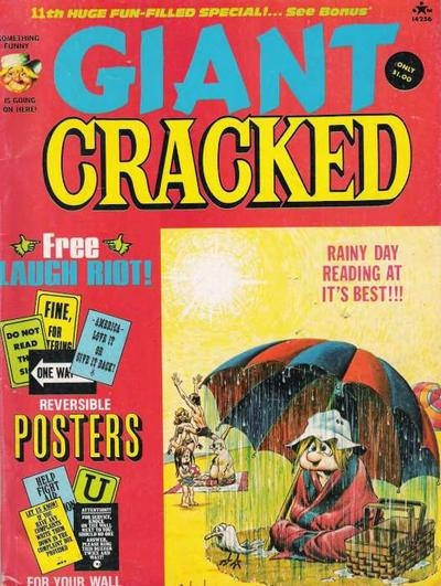 Giant Cracked #11 • USA