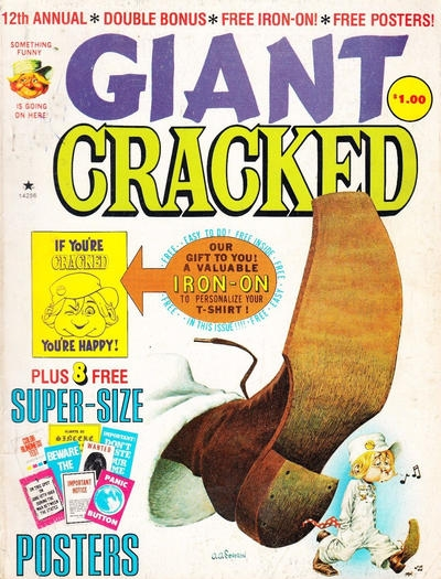 Giant Cracked #12 • USA