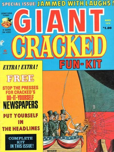 Giant Cracked #15 • USA
