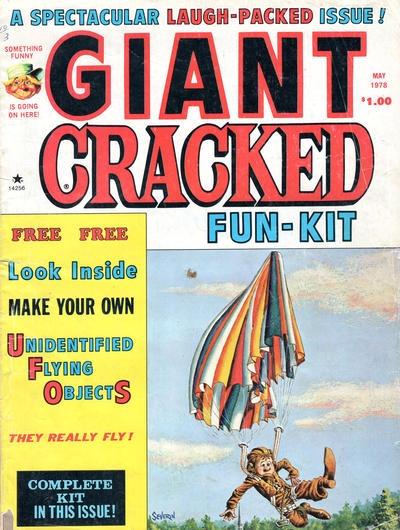 Giant Cracked #16 • USA