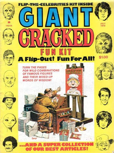 Giant Cracked #17 • USA