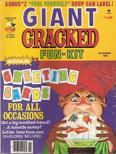 Giant Cracked #18 • USA