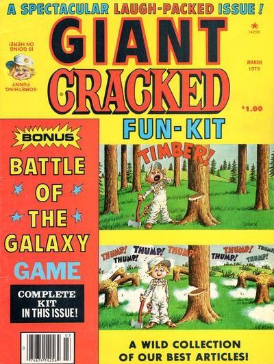 Giant Cracked #19 • USA