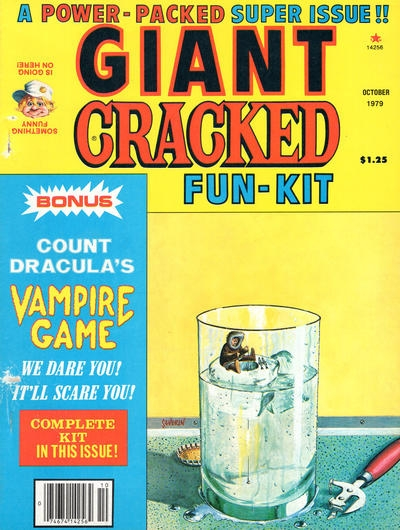 Giant Cracked #21 • USA