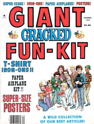 Giant Cracked #22 • USA