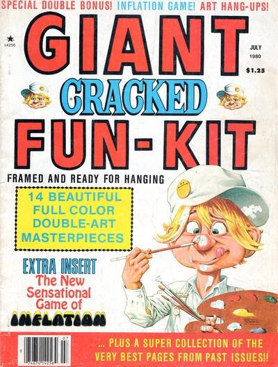 Giant Cracked #24 • USA
