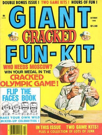 Giant Cracked #25 • USA