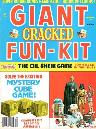 Giant Cracked #26 • USA