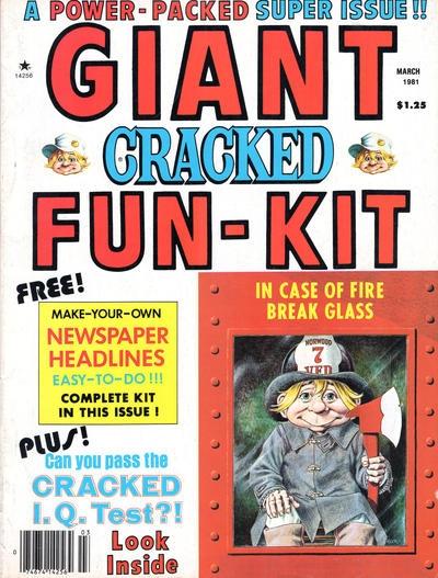 Giant Cracked #27 • USA