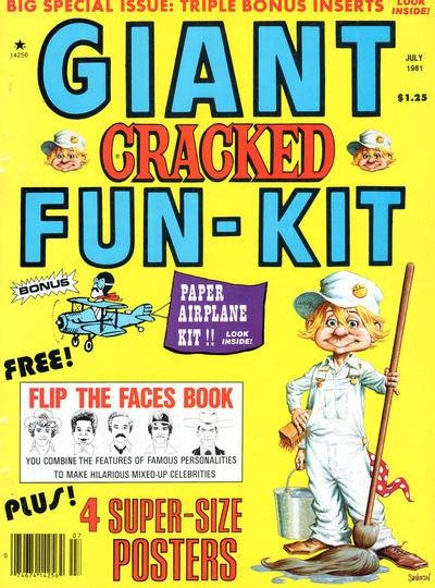 Giant Cracked #28 • USA