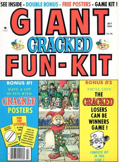 Giant Cracked #32 • USA