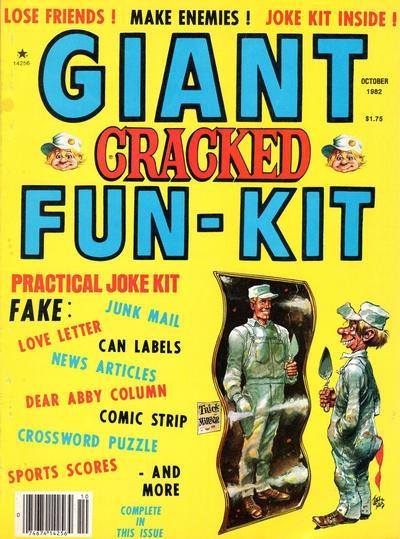 Giant Cracked #33 • USA
