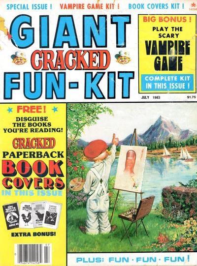 Giant Cracked #35 • USA