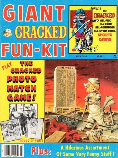 Giant Cracked #41 • USA