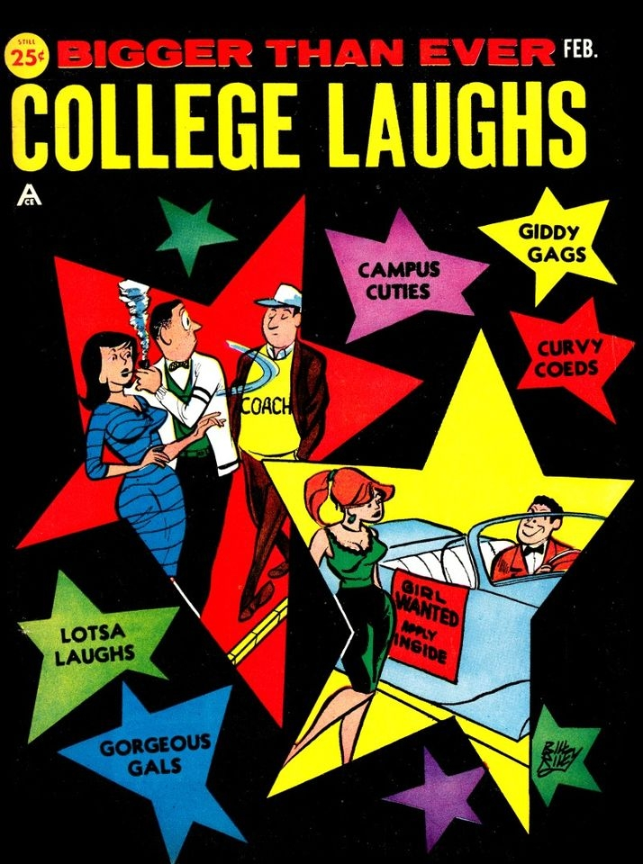 College Laughs #27 • USA