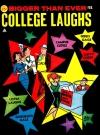 College Laughs #27 • USA Original price: 25c Publication Date: February 1962