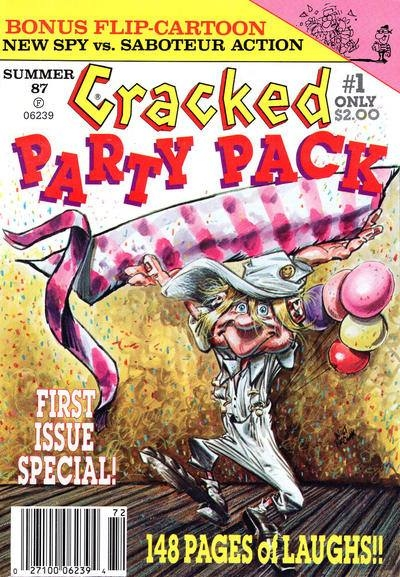 Cracked Party Pack #1 • USA
