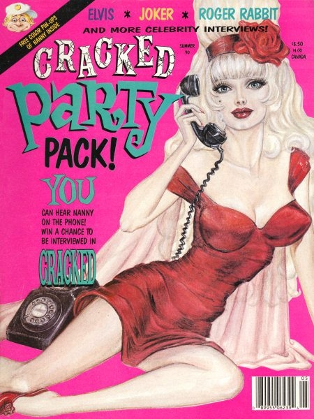Cracked Party Pack #4 • USA