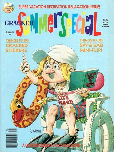 Cracked Summer Special #1 • USA