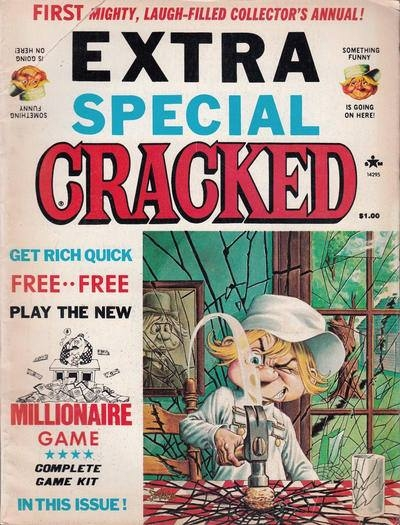 Extra Special Cracked #1 • USA