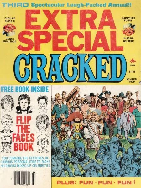 Extra Special Cracked #3 • USA