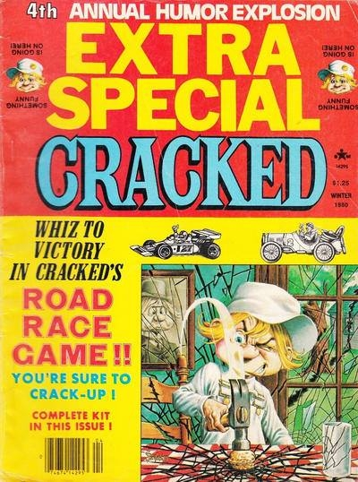 Extra Special Cracked #4 • USA