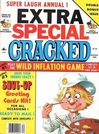Extra Special Cracked #7 • USA