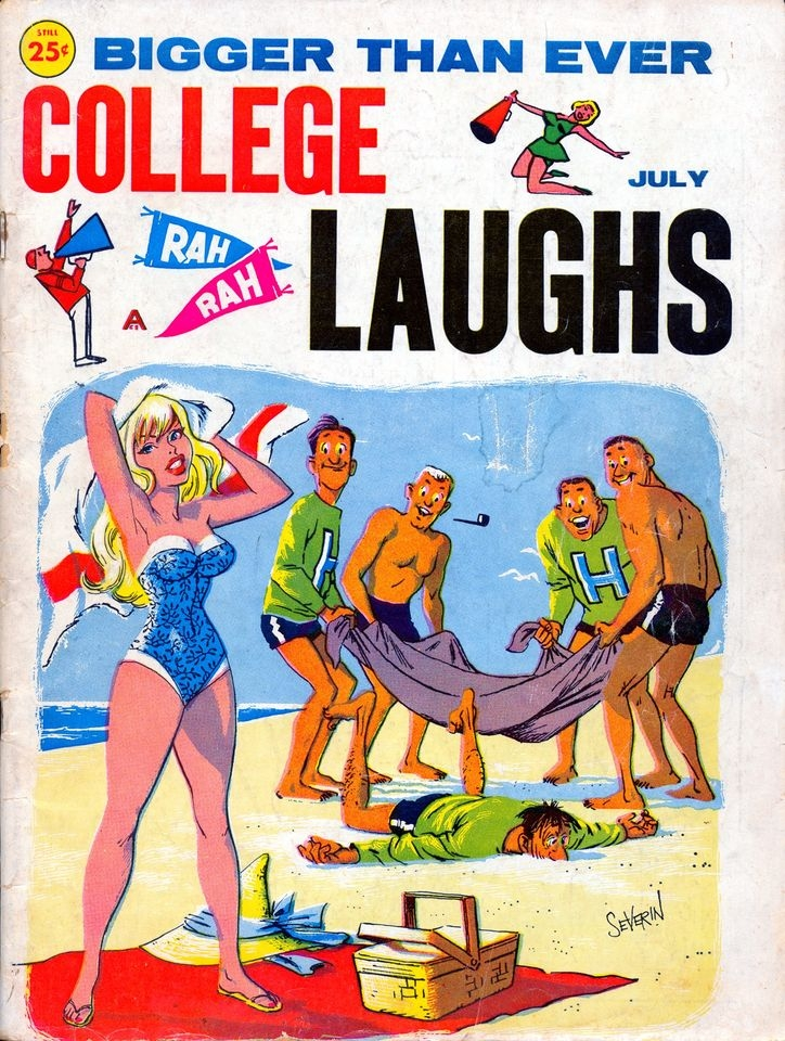 College Laughs #29 • USA