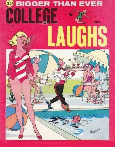 College Laughs #30 • USA
