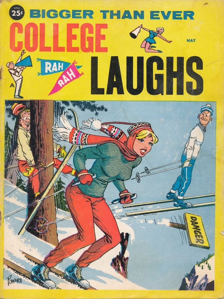 College Laughs #32 • USA
