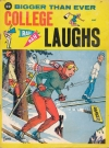 College Laughs #32 • USA Original price: 25c Publication Date: May 1963