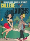 College Laughs #34 • USA Original price: 25c Publication Date: May 1964