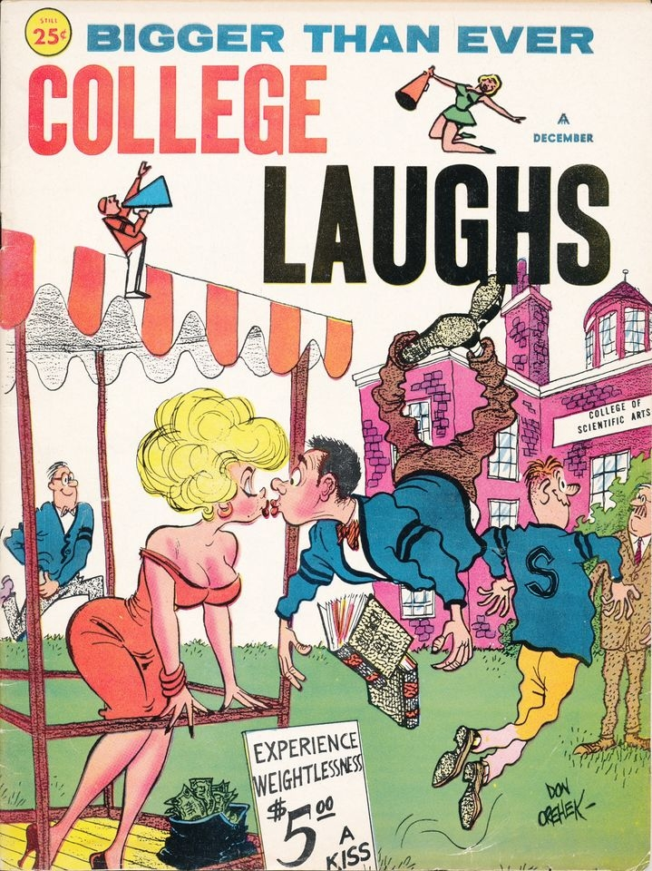 College Laughs #33 • USA