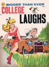 College Laughs #35 • USA Original price: 25c Publication Date: July 1964