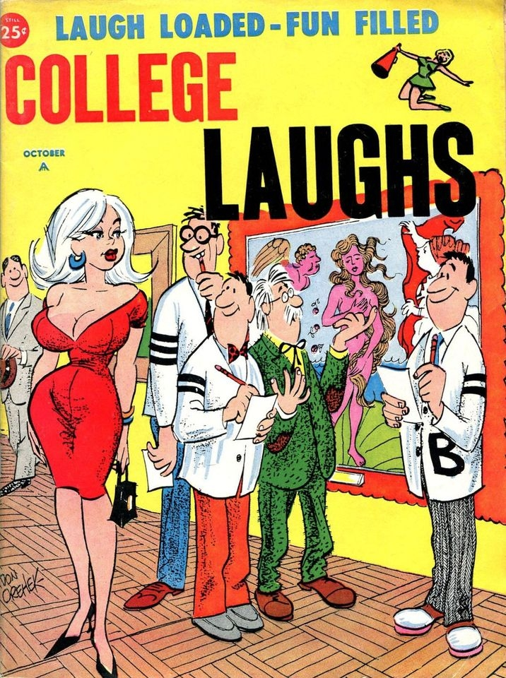 College Laughs #37 • USA