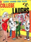 College Laughs #37 • USA Original price: 25c Publication Date: October 1964