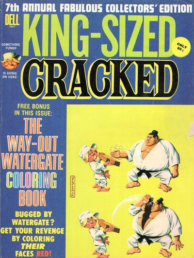 King-Sized Cracked #7 • USA
