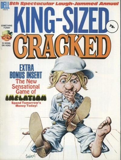 King-Sized Cracked #8 • USA
