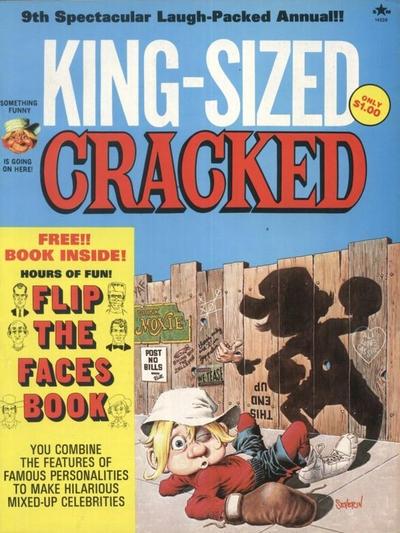 King-Sized Cracked #9 • USA
