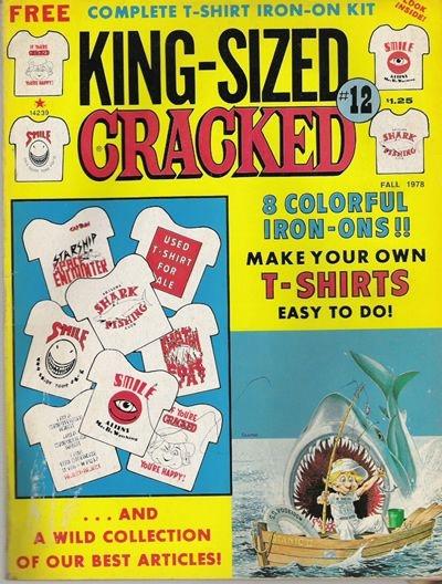 King-Sized Cracked #12 • USA