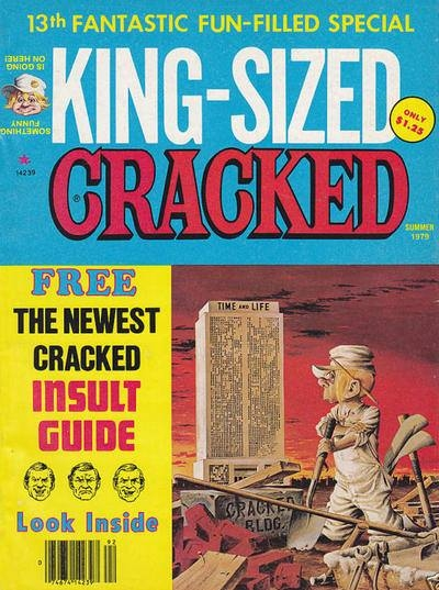 King-Sized Cracked #13 • USA