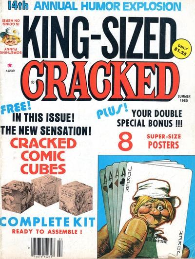 King-Sized Cracked #14 • USA