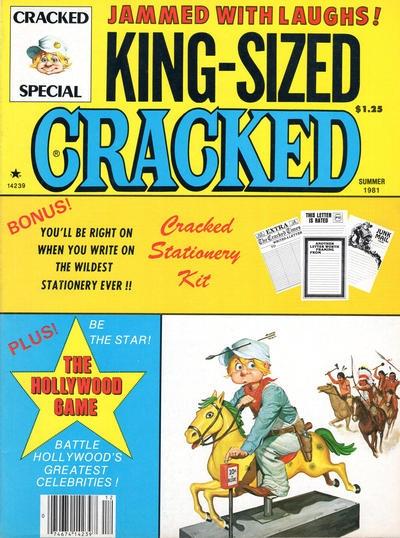 King-Sized Cracked #15 • USA