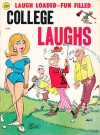 College Laughs #40 • USA Original price: 25c Publication Date: April 1965