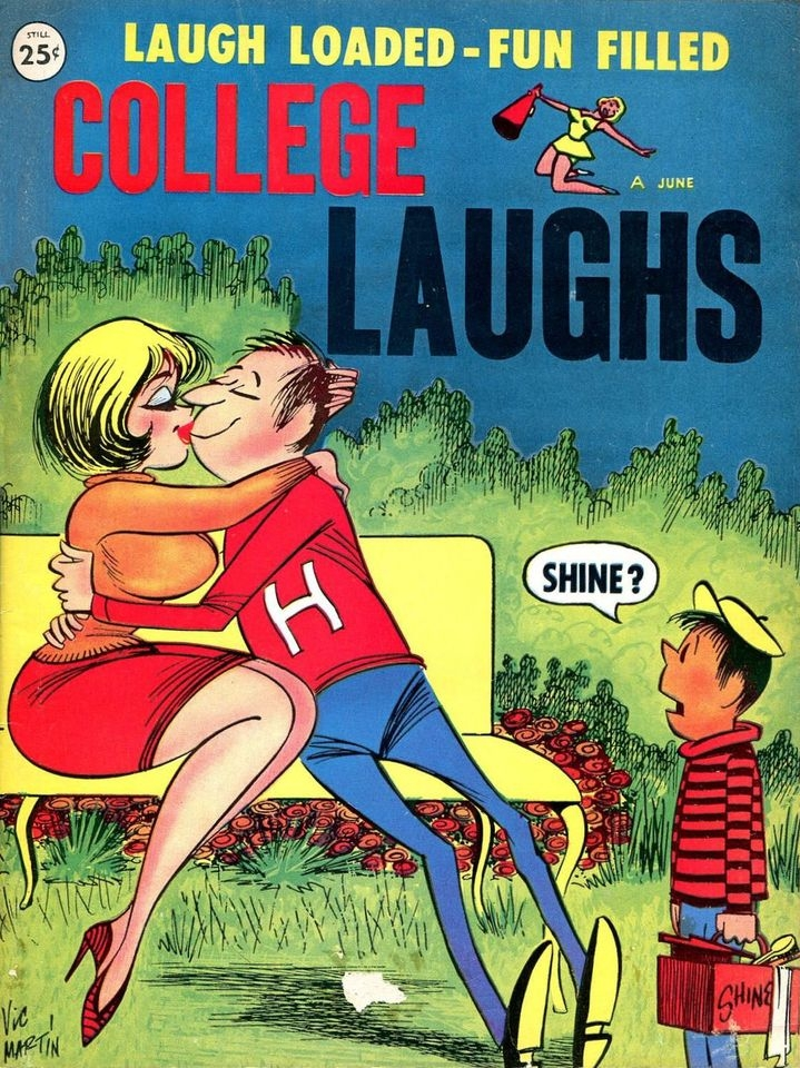 College Laughs #41 • USA