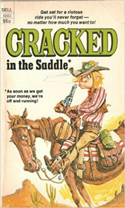 Cracked in the Saddle • USA