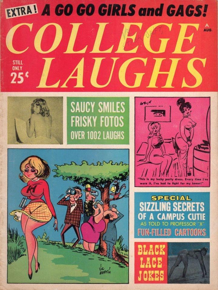 College Laughs #43 • USA