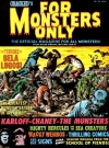 Cracked's For Monsters Only #2 • USA Original price: 35c Publication Date: September 1966