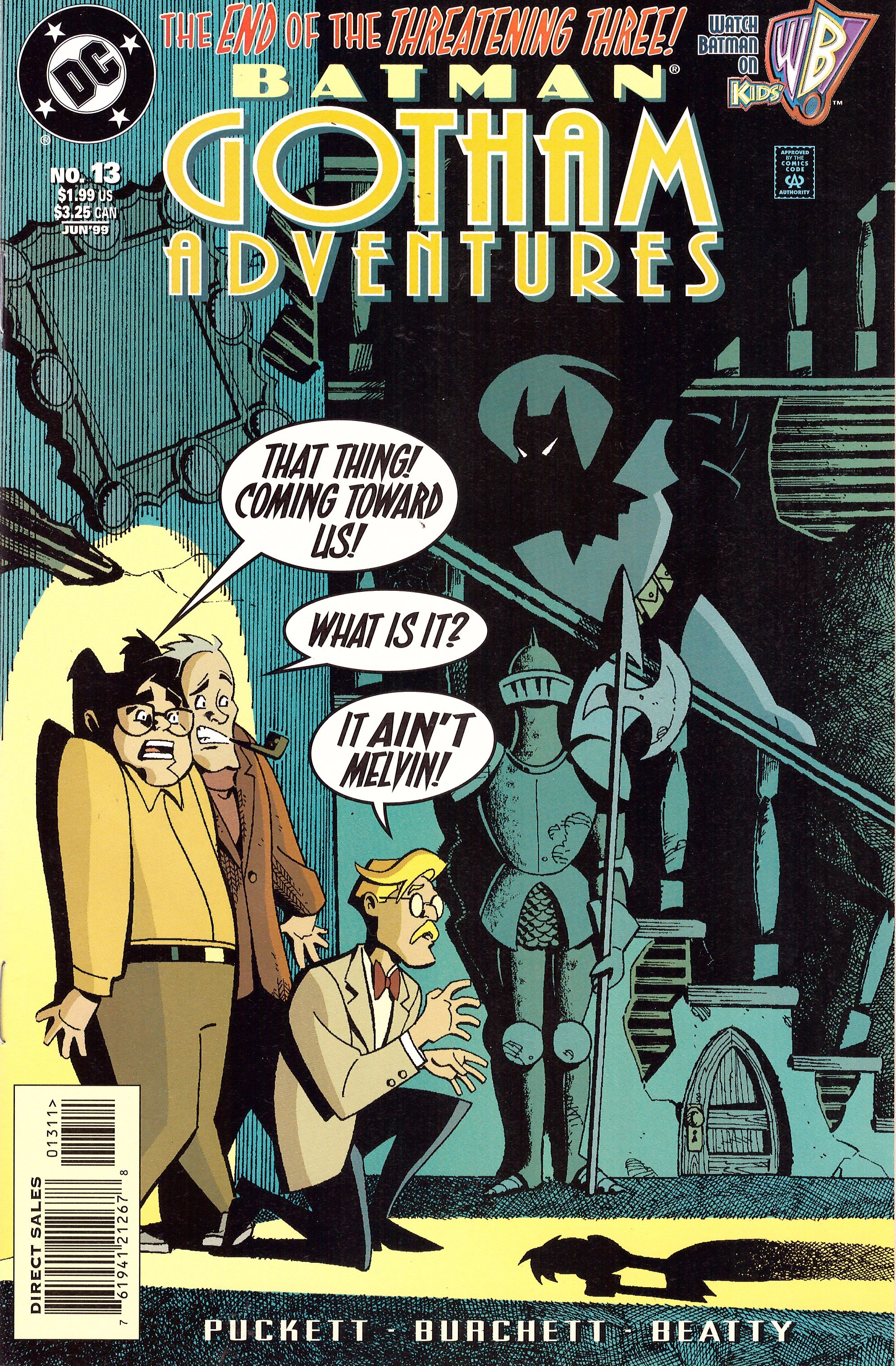 Batman: Gotham Adventures #13 • USA